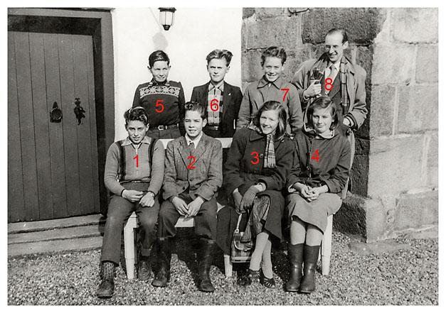 Konfirmander 1957-2a