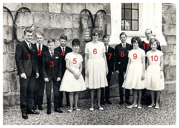 Konfirmation 1965-2