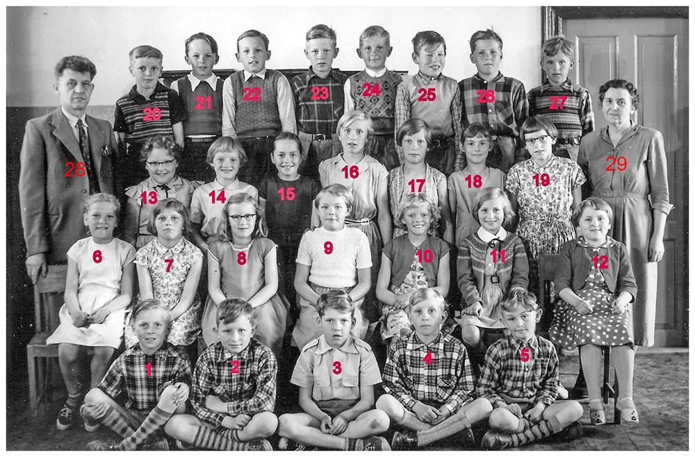 Skolebillede 1958-2