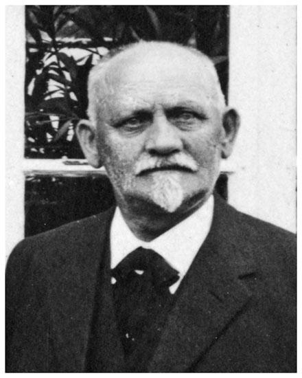 Lærer A.P. Jensen