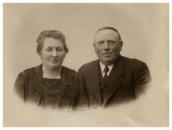 Ane Cathrine Hovmark og Niels Peter Søndergård