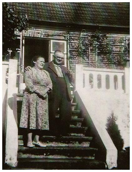 Marie Poulsen og Jens Krabbe