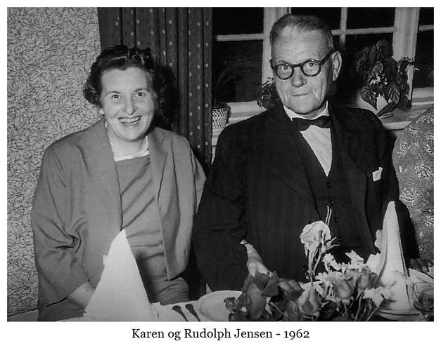 Karen og Rudolph