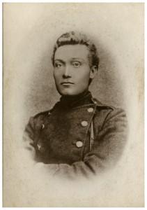 """Jens Balsen Pedersen """"Hovmark"""" (1854-1896)"""
